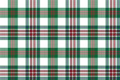 Pixel seamless pattern check tartan fabric texture Stock Image