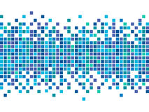 Pixel style background Stock Image