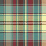 Pixel tartan check fabric texture seamless pattern. Vector illustration vector illustration