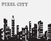Pixel  Royalty Free Stock Photos