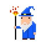 Pixel wizard Stock Photos