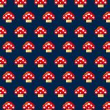Pixelated video game icons. Vector illustration design Royalty Free Stock Images