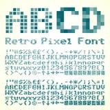 Pixelguß Lizenzfreies Stockbild