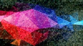 Pixelizedbeeld Stock Afbeelding