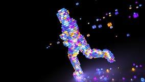 PixelMan Running