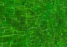 Pixelperspektive. Lizenzfreie Stockfotos