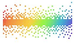 Pixels Stock Image