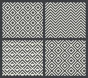Pixels abstract mosaics Stock Images