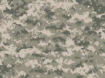 Pixels de camouflage Image libre de droits
