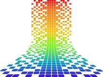 Pixels design Royalty Free Stock Images