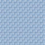Pixelziegelsteinwandgestaltungs-Vektorillustration vektor abbildung