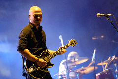 Pixies (American alternative rock band) in concert Stock Photos