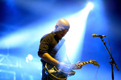 Pixies (American alternative rock band) in concert at Heineken Primavera Sound 2014 Festival Stock Photos