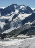 Piz Corvatsch Royalty Free Stock Images