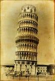 Piza torn Royaltyfri Fotografi