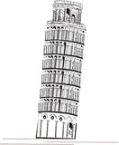 Piza Tower Stock Images