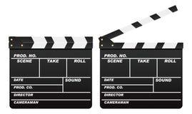 Pizarra de la película (tablilla) libre illustration