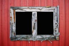 Pizarra vacía negra Fotografía de archivo
