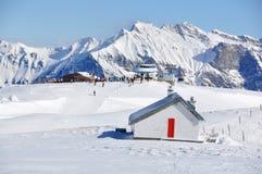 pizol Ελβετία Στοκ εικόνα με δικαίωμα ελεύθερης χρήσης