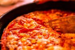 Pizza Imagens de Stock Royalty Free