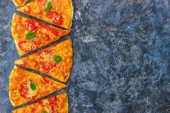 Pizza Fotografering för Bildbyråer