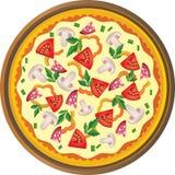 pizza Arkivbilder