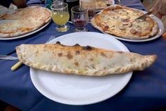 Pizza Lizenzfreies Stockbild
