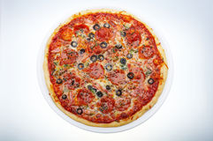 Pizza Stockbild