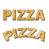 Pizza royalty free illustration
