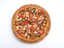 pizza Royaltyfri Bild