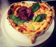 Pizza fotos de archivo libres de regalías