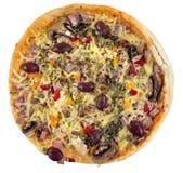 Pizza Stockfoto