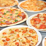 Pizza photographie stock