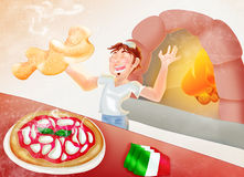 Free Pizza Royalty Free Stock Photography - 19164707
