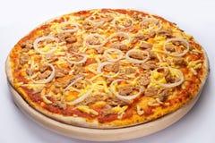 Pizza 2 de thon Images stock