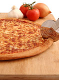 Pizza Foto de Stock