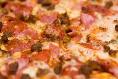 Pizza 3 Stock Image