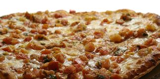 Pizza 3 Royalty Free Stock Image