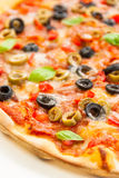 Pizza images libres de droits
