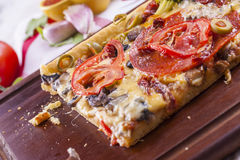 Pizza Photos stock