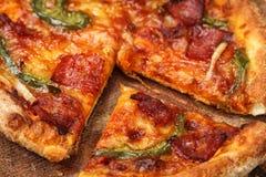 Pizza Royalty-vrije Stock Afbeelding