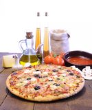 Pizza. Royalty Free Stock Photos