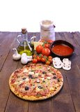 Pizza. Stock Images