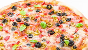 Pizza stock footage