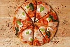 Pizza Zdjęcie Royalty Free