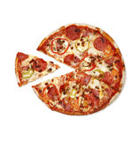 Pizza photographie stock libre de droits