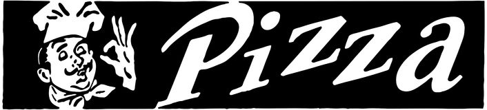 Pizza 2 Royalty Free Stock Photography