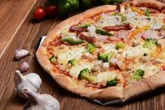 Pizza Immagini Stock Libere da Diritti