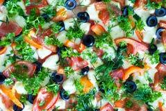 Pizza Stock Afbeeldingen