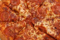 Pizza 5 Stock Foto's